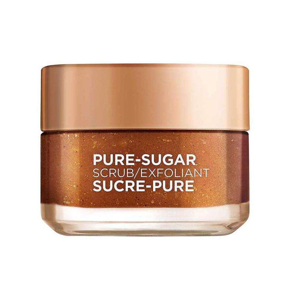 PURE-SUGAR Smooth & Glow Grapeseed Scrub