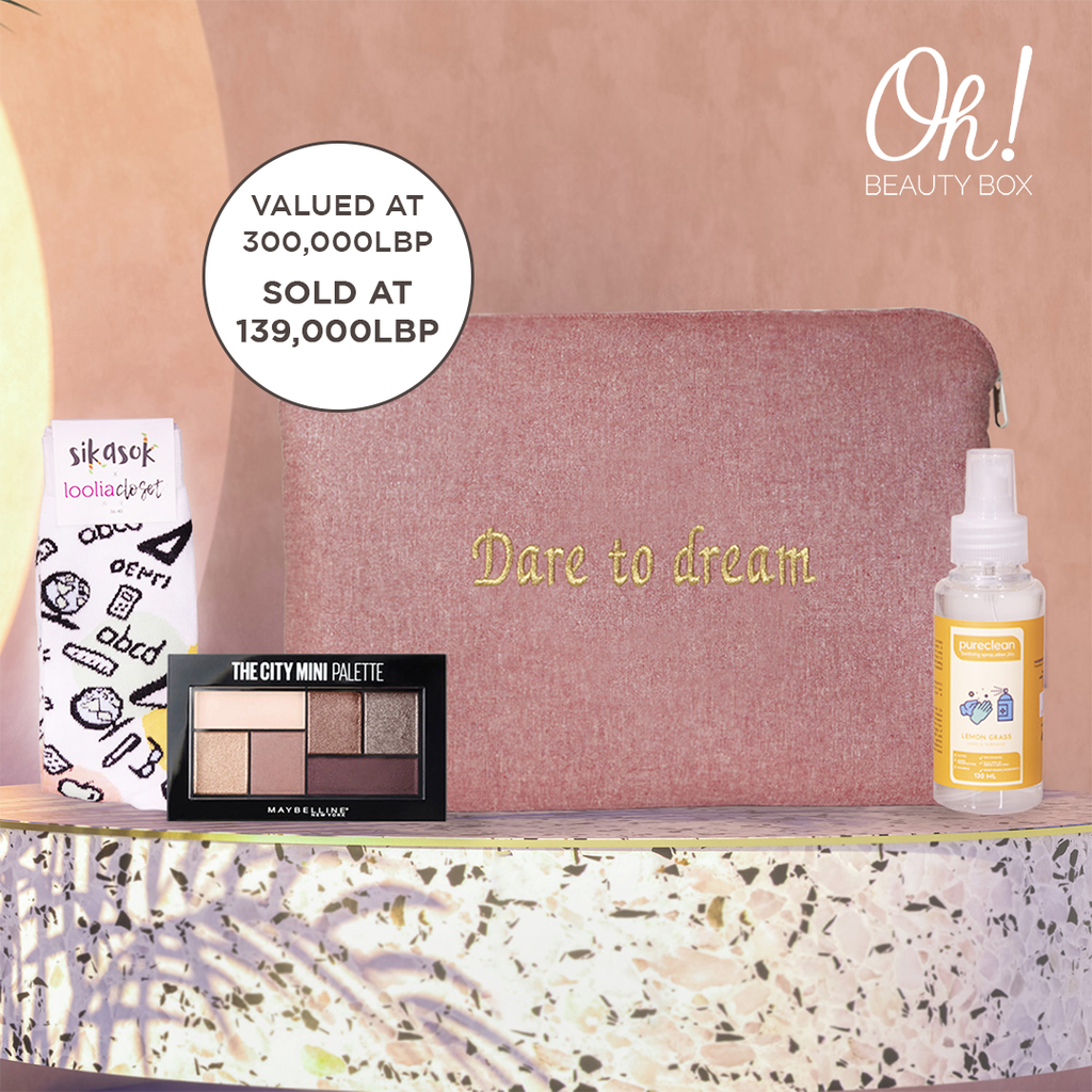 The Oh! Beauty Case