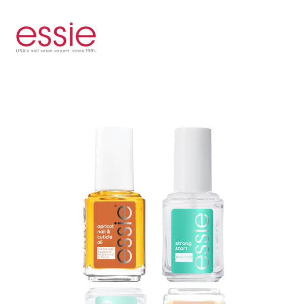 Nail Love - Apricot cuticule oil & strong start base coat
