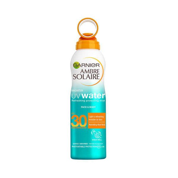 Ambre Solaire UV Water Refreshing Protecting Mist