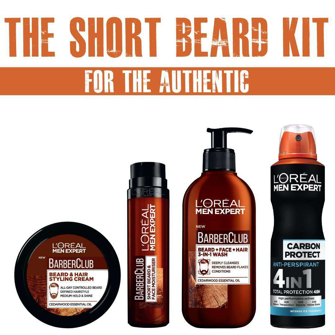 Men Expert - Short Beard Kit