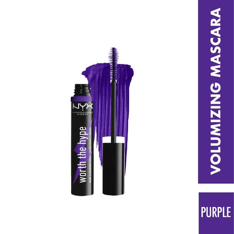 Worth The Hype Volumizing & Lengthening Mascara