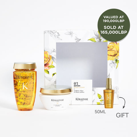 Elixir Ultime Summer Coffret - With Mask