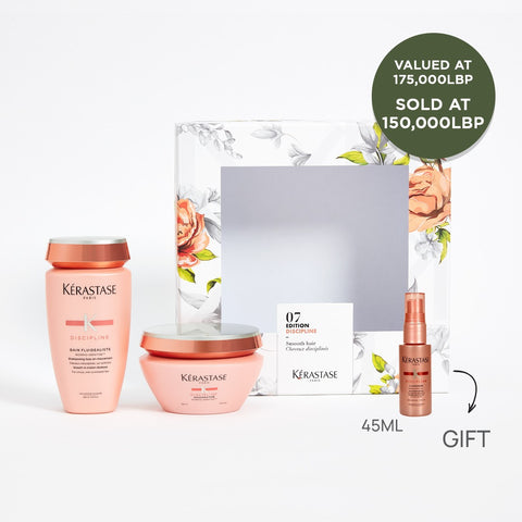 Discipline Summer Coffret - With Mask