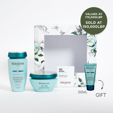 Resistance Summer Coffret - With Mask