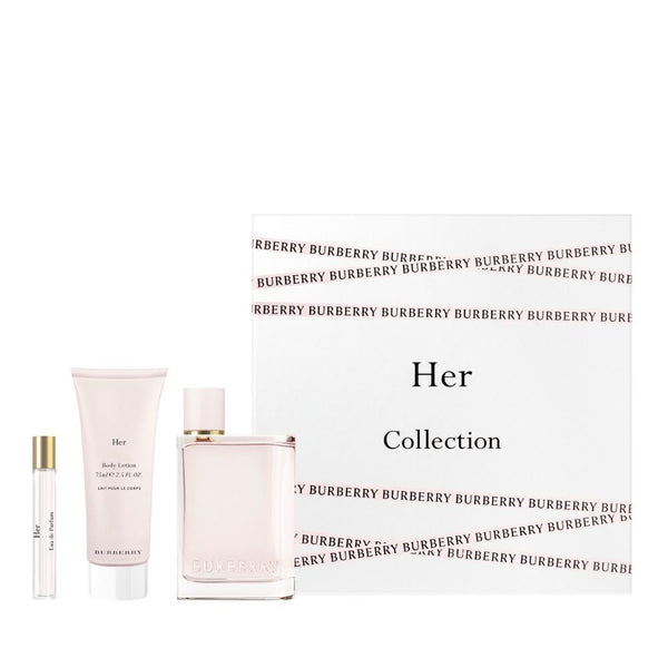 Coffret Her Fragrance Set Burberry