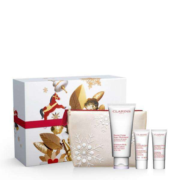 Smooth Skin Routine Set Bundle Clarins