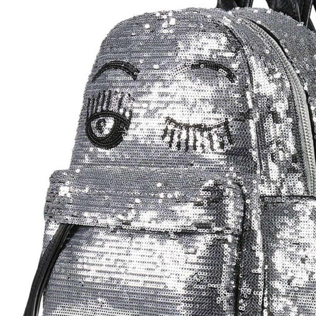 Flirting Sequined Backpack