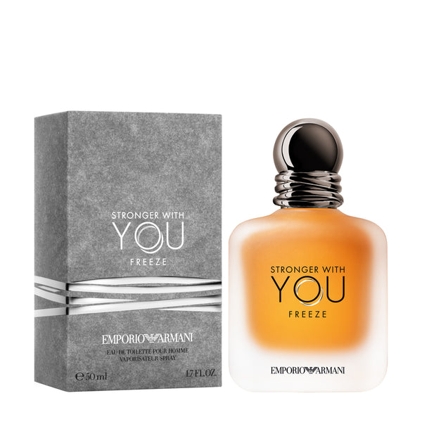 Stronger With You Freeze Eau De Toilette - For Him