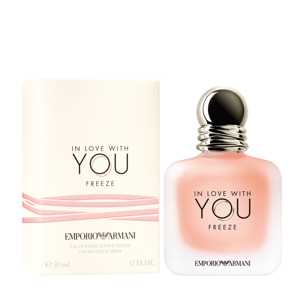 In Love With You Freeze Eau De Parfum 50mL- For Her