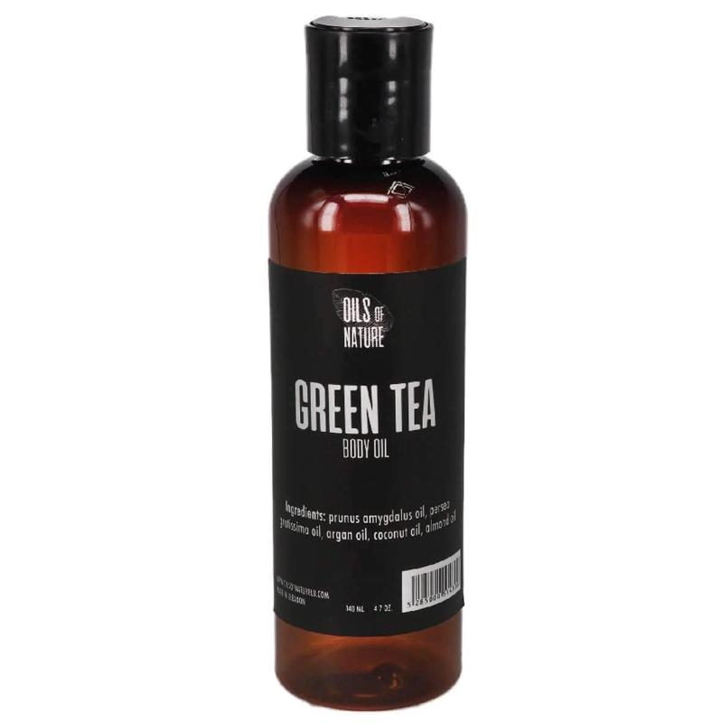 Green Tea Body oil Body Oil Oils of Nature