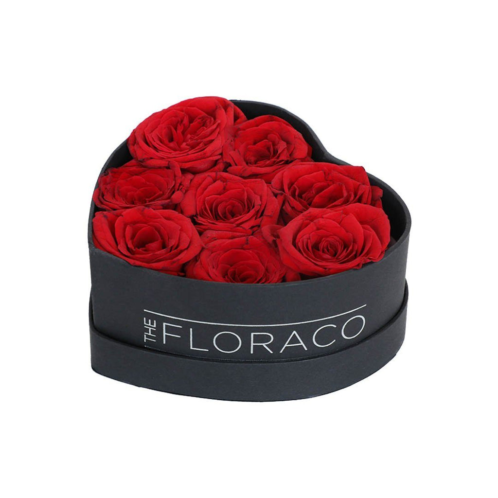 Love In A Box Bouquet The Floraco