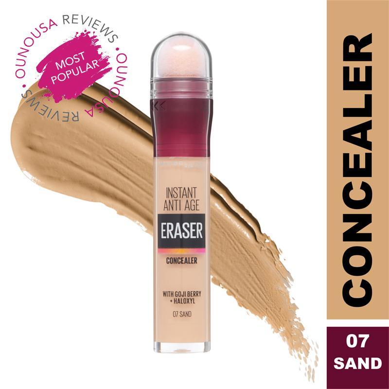 Instant Age Rewind Eraser Dark Circles Treatment Concealer Concealer Maybelline New York