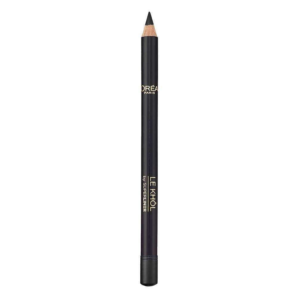 Le Khol By Superliner Eyeliner L'Oreal Paris 101 Black