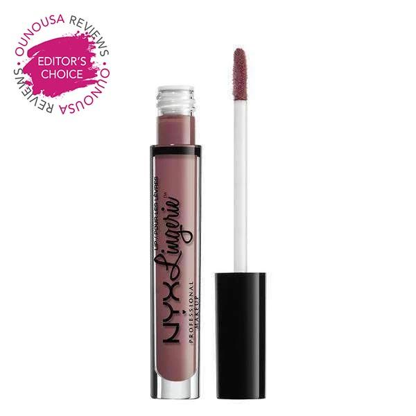 Lip Lingerie Lipstick NYX Professional Makeup French Maid