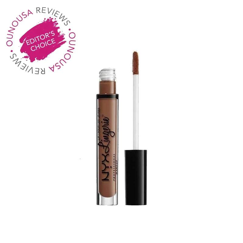 Lip Lingerie Lipstick NYX Professional Makeup After Hours