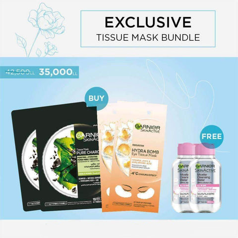 Tissue Mask Bundle