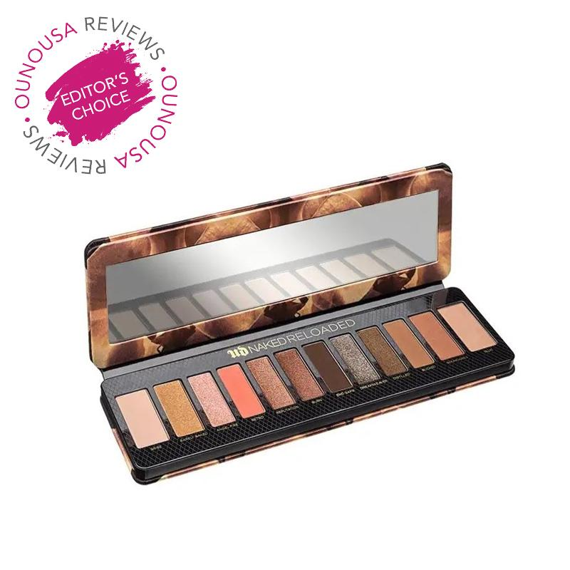Naked Reloaded Eyeshadow Palette