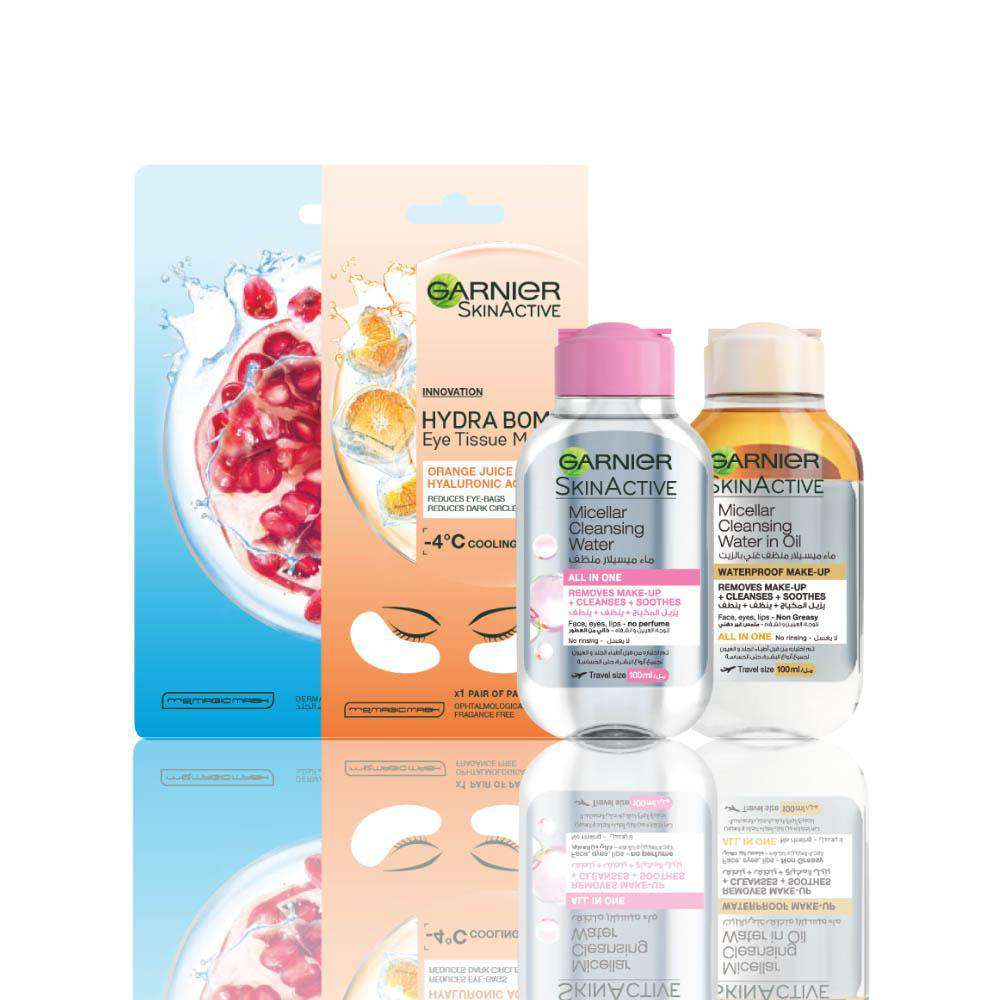 Garnier Travel Minis Bundle Garnier