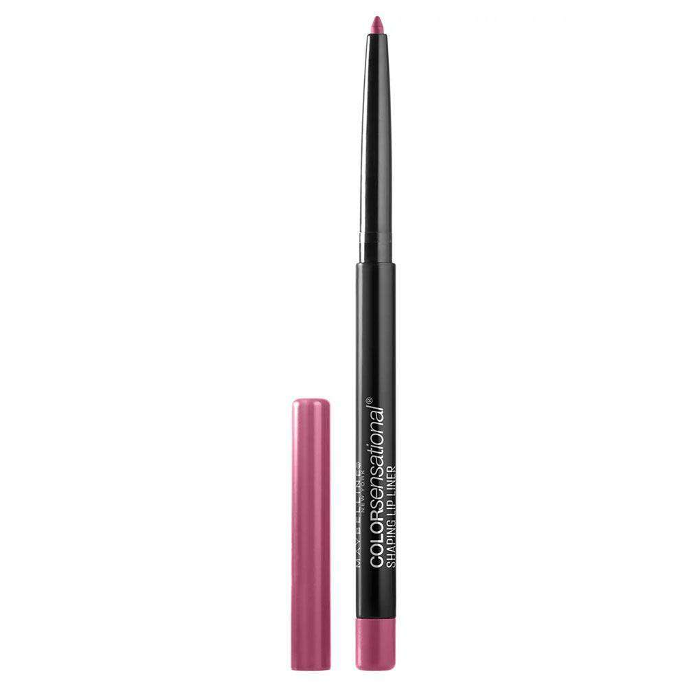 Color Sensational Shaping Lip Liner Lip Liner Maybelline New York 57 Stripped Rose