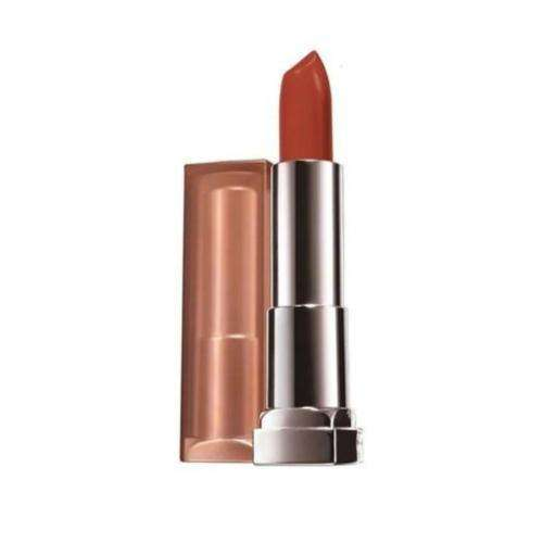 Color Sensational Creamy Matte Lip Color (16 Colors) Lipstick Maybelline New York 986 Melted Chocolate