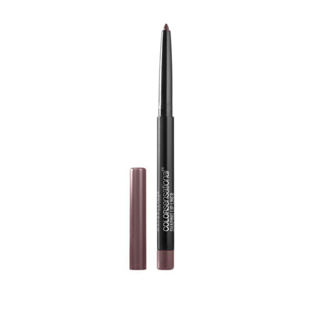 Color Sensational Shaping Lip Liner Lip Liner Maybelline New York 30 Rich Chocolate