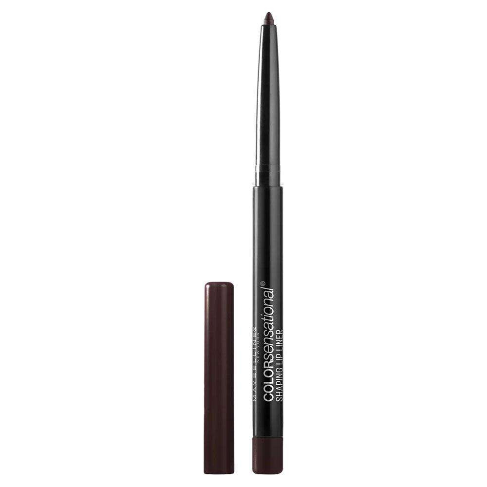 Color Sensational Shaping Lip Liner Lip Liner Maybelline New York 18 Raw Chocolate