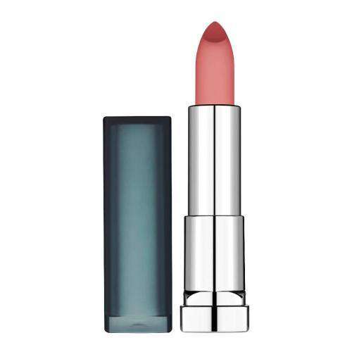 Color Sensational Creamy Matte Lip Color (16 Colors) Lipstick Maybelline New York 987 Smoky Rose