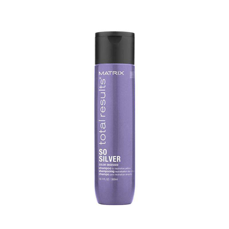 Total Results - So Silver Shampoo Shampoo Matrix