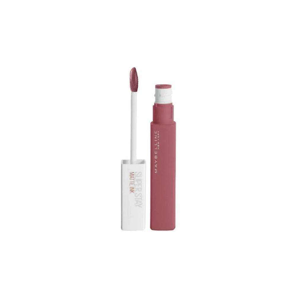 Superstay Matte Ink Liquid Lipstick (19 Shades) Lipstick Maybelline New York 140 Soloist