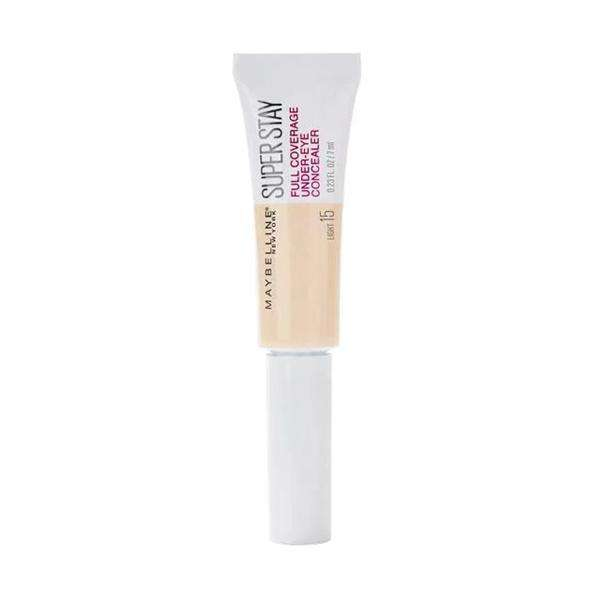 Superstay Full Coverage Long Lasting Under-Eye Concealer Concealer Maybelline New York 15 LIGHT