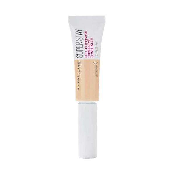 Superstay Full Coverage Long Lasting Under-Eye Concealer Concealer Maybelline New York 18 LIGHT MEDIUM