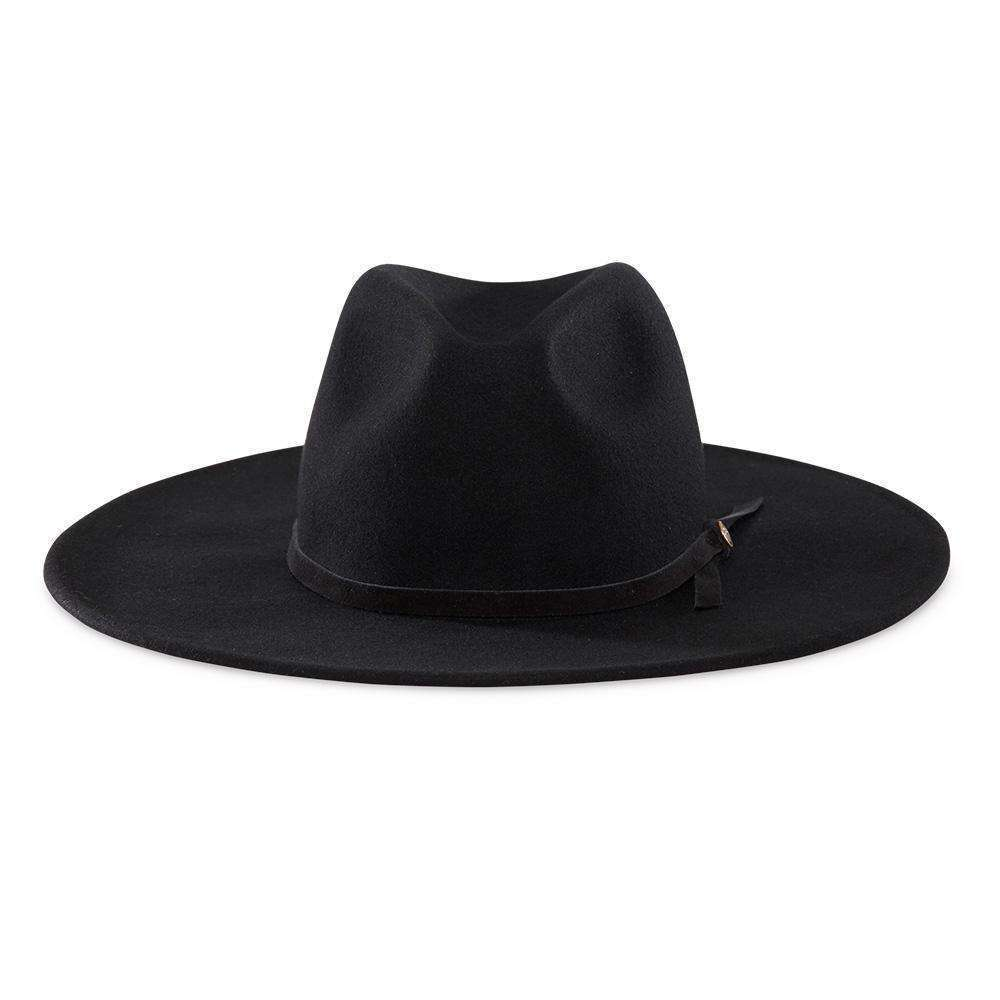 Black Hat Accessories Tatiana Kaadou
