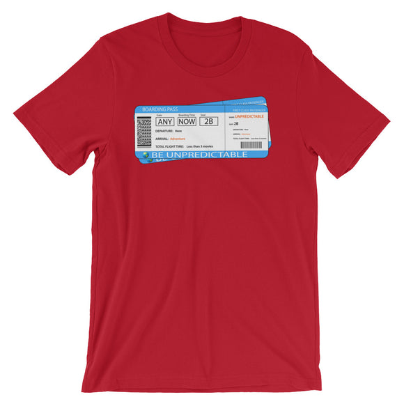 Adventure Pass Tee (more colors)