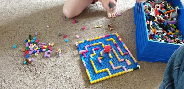 LEGO STEM Activities for a Preschooler