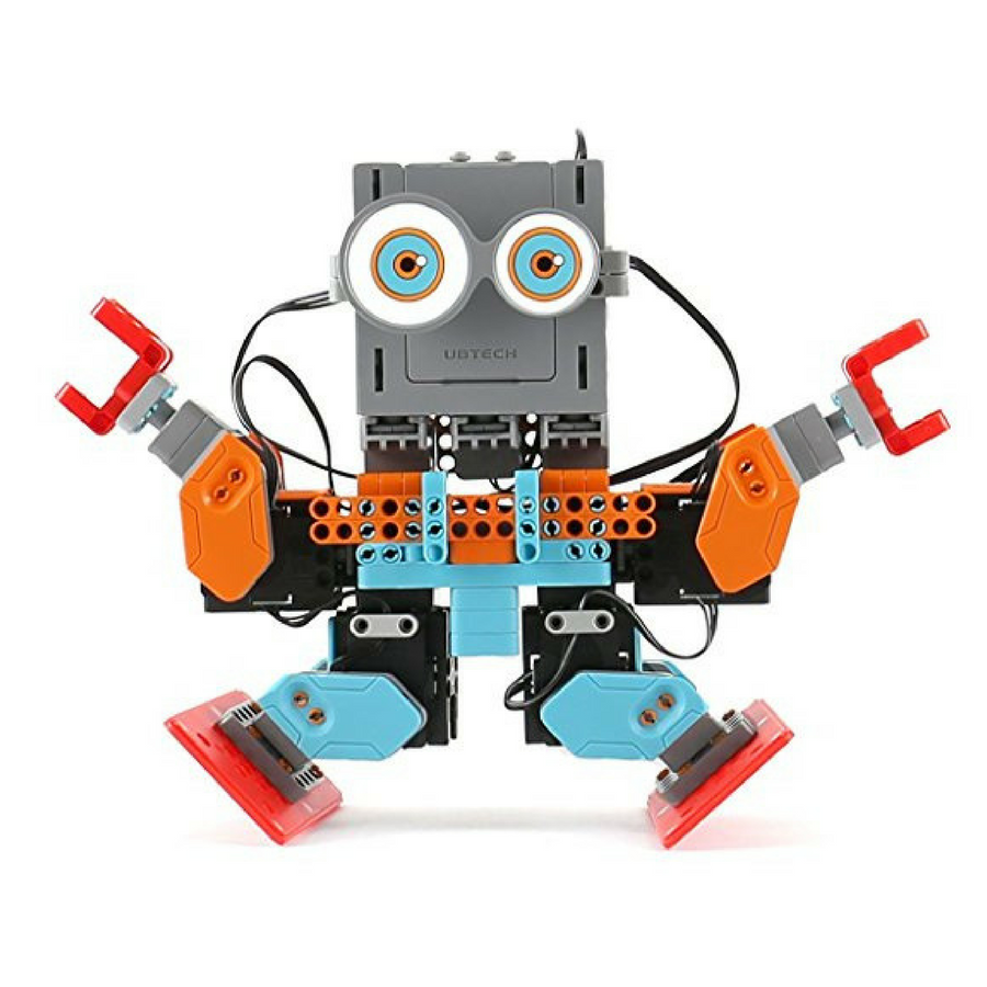 Jimu Robot DIY Buzzbot/Muttbot Robotics Kit rent robot building kits robot toy robot kit