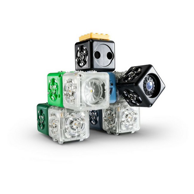 Cubelets twelve robot coding blocks rent robot kit robot toy