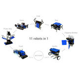 robot building kits Rokit Smart 11 models in 1 robot kit robot toy