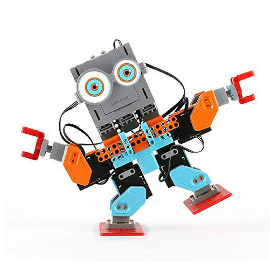 Blockly for Jimu Robot DIY Buzzbot/Muttbot Robotics Kit robot building kits robot toy robot kit