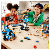 Lego robots boost rent robot toy robot kit