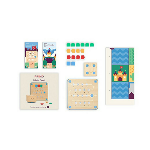 Cubetto playset coding toy full set robot kit robot toy