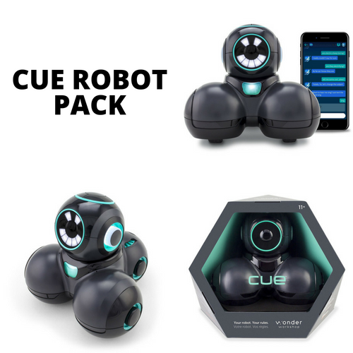 Robotic toolkit cue robot package rent lurnbot