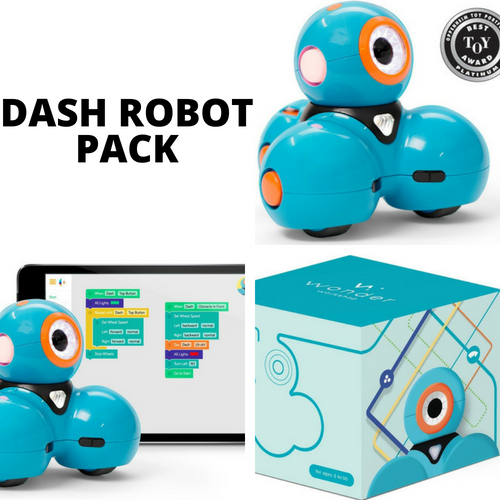Robotic toolkit Dash robot package rent lurnbot.com