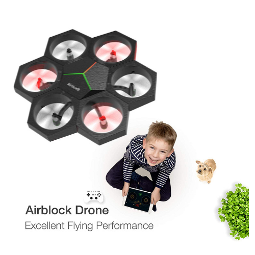 makeblock airblock LurnBot.com rent