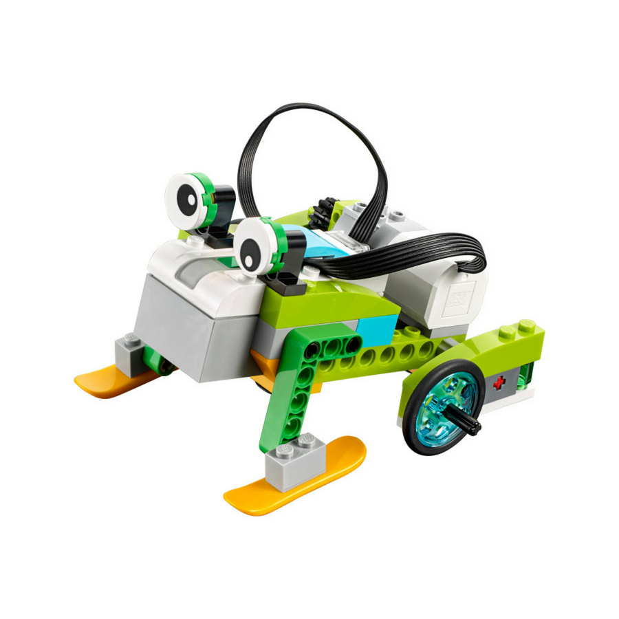 Lego robots LEGO Education WeDo 2.0 Core Set 45300 frog robot rent robot toy robot kit