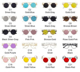 Gia Monet Vintage Punk sunglasses