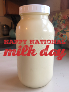 January 11 – National Milk Day