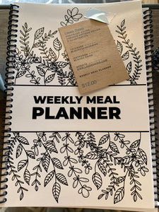 LD Weekly Meal Planner