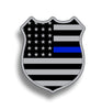 Badge Blue Line Sticker Decal Support Police