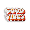 70's Good Vibe Sticker